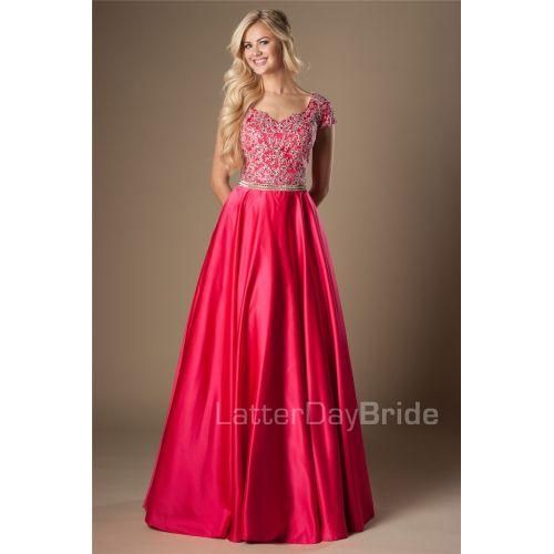 Medium Crop Of Floor Length Dress