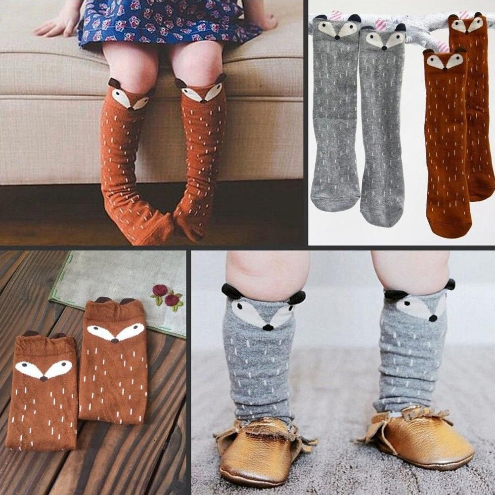 Baby Strumpfhosen Set Baby Kids Toddlers Girls Knee High Socks Tights Leg Warmer Stockings For Age 6