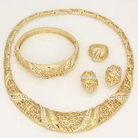 Wedding Gold Jewelry Sets For Brides | www.pixshark.com ...