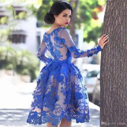 Small Crop Of Royal Blue Cocktail Dress