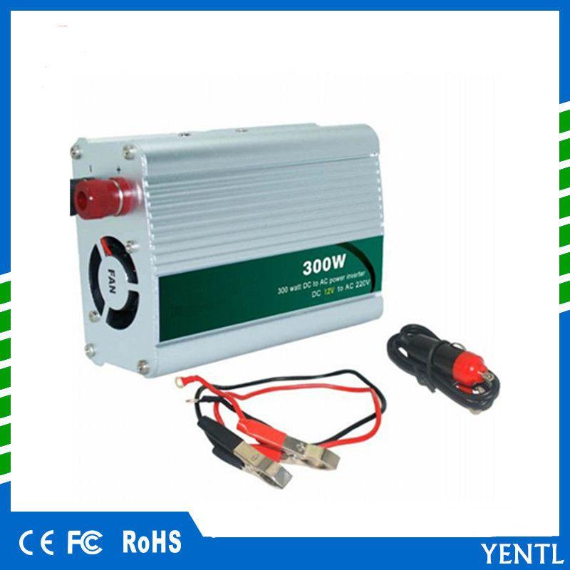 2019 Car Power Inverter 12v 220v 300W Dc Ac Usb Car Inversor With