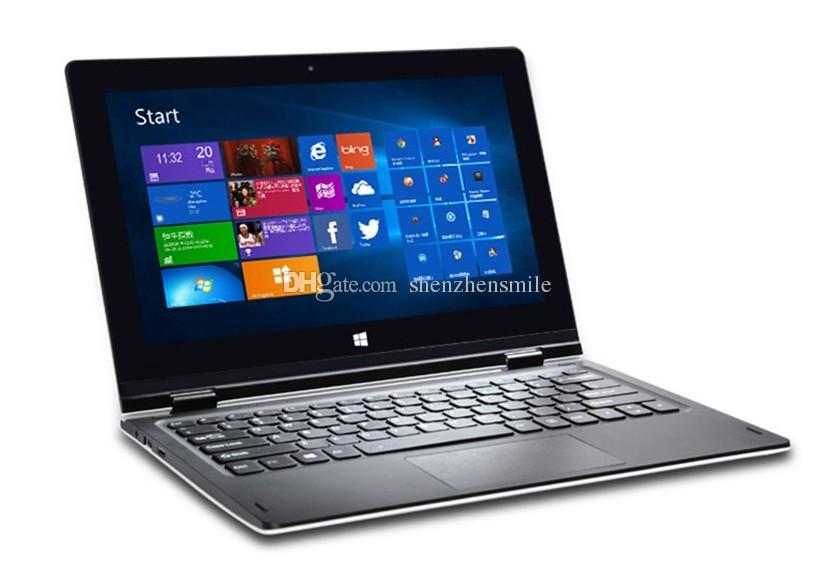 Cheap 116 Inch Actived Windows 10 System Laptop Tablet Pc 2 In 1