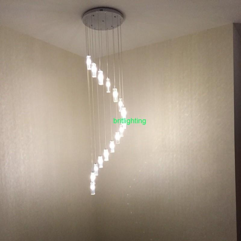 long ceiling light fixture