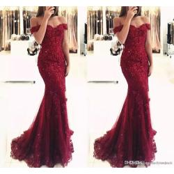 Small Crop Of Off The Shoulder Prom Dresses
