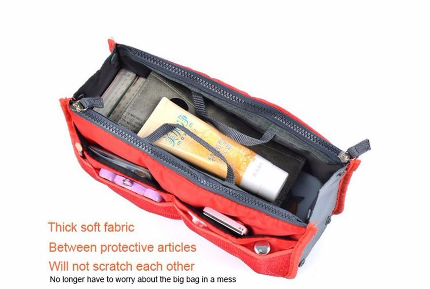 2017 New Multifunction Cosmetic Bag Storage Case Holder