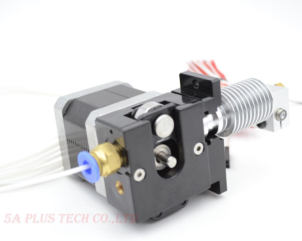 3d Printer Canada Freeshipping Best Price 3d Printer Bulldog Plastic Extruder For 1 75mm 3 00mm Filament With V6 J Head Mk8 Remotely Proximity
