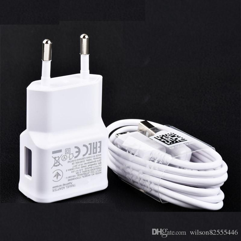 OEM High Quality 5V1A Charger US Plug AC Power Adapter Home Travel