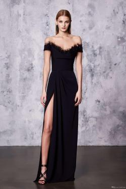 Small Of Black Evening Dresses