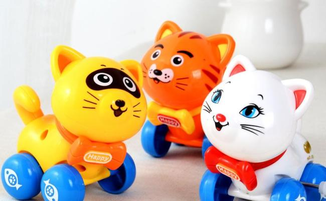 Run Moving Toys Small Animal 2 4 Years Old Baby First