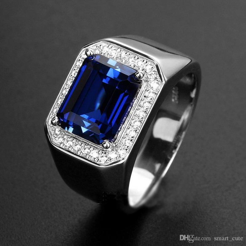 Large Of Mens Sapphire Rings