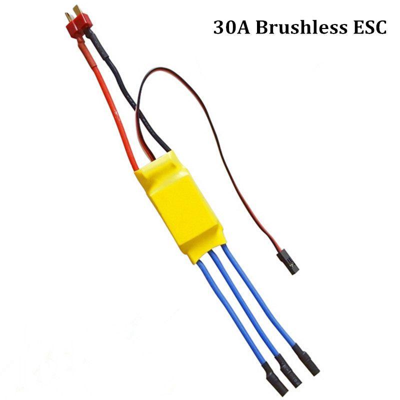2019 Hot Sale RC BEC 30A ESC Motor Speed Controller RC Brushless ESC