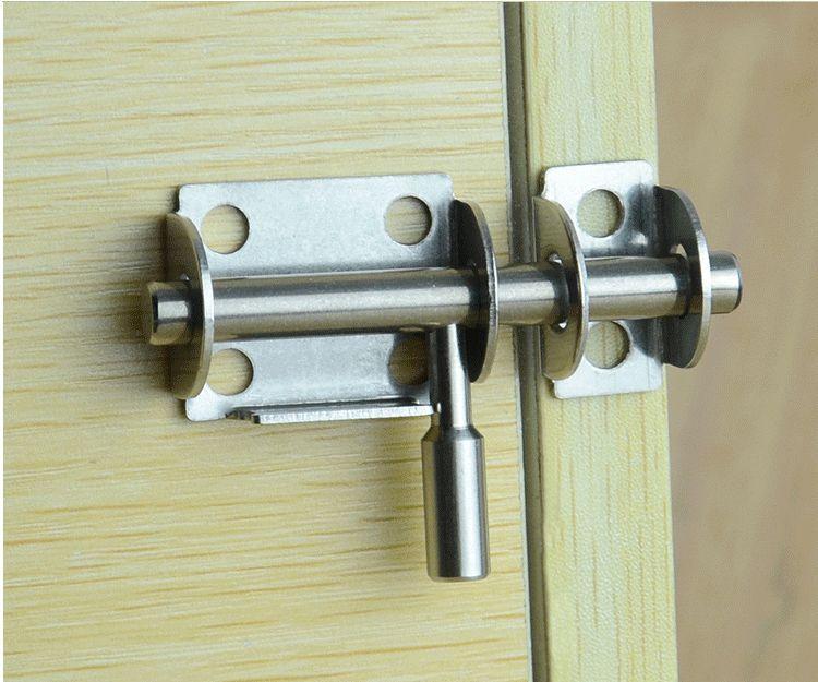 Online Cheap Stainless Steel Door Bolt Wood Door Latch