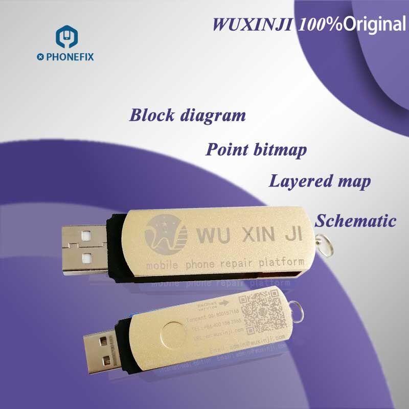 WUXINJI Dongle Platform For IPhone IPad Samsung Bitmap Pads