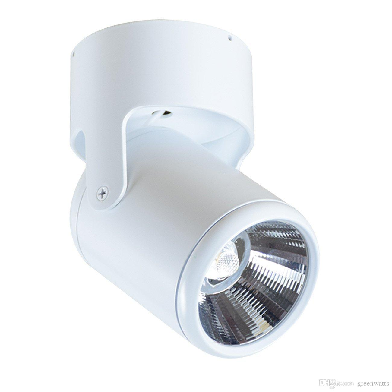 2018 Led Ceiling Spotlight Fixture Surface Mounted Spot