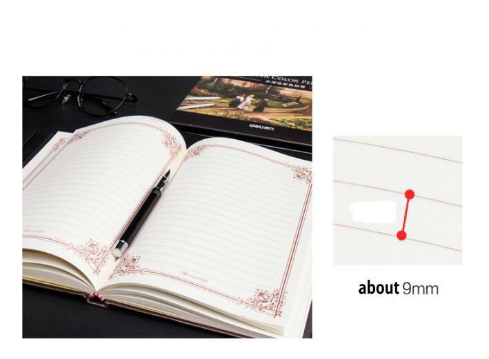 Stationery Note Classical Magic Designs A5 School Paper Notebook