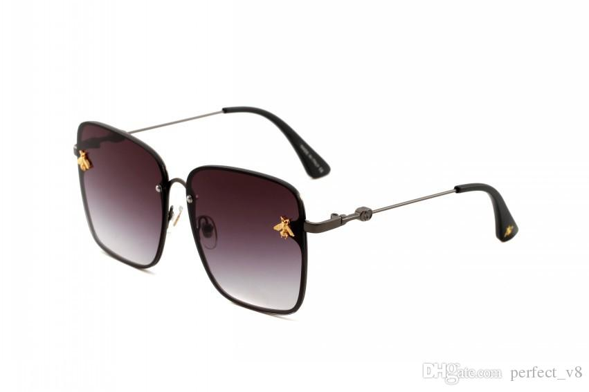 2018 Luxury 2200 Sunglasses For Women Brand Design Popular Fashion