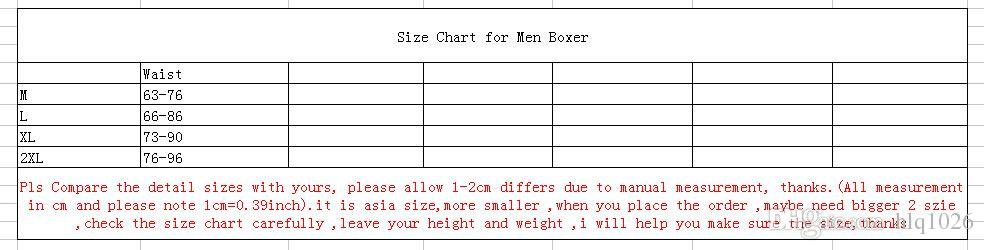 Best Quality Cotton Men Brand Boxer Fashion Sexy Letter Breathable