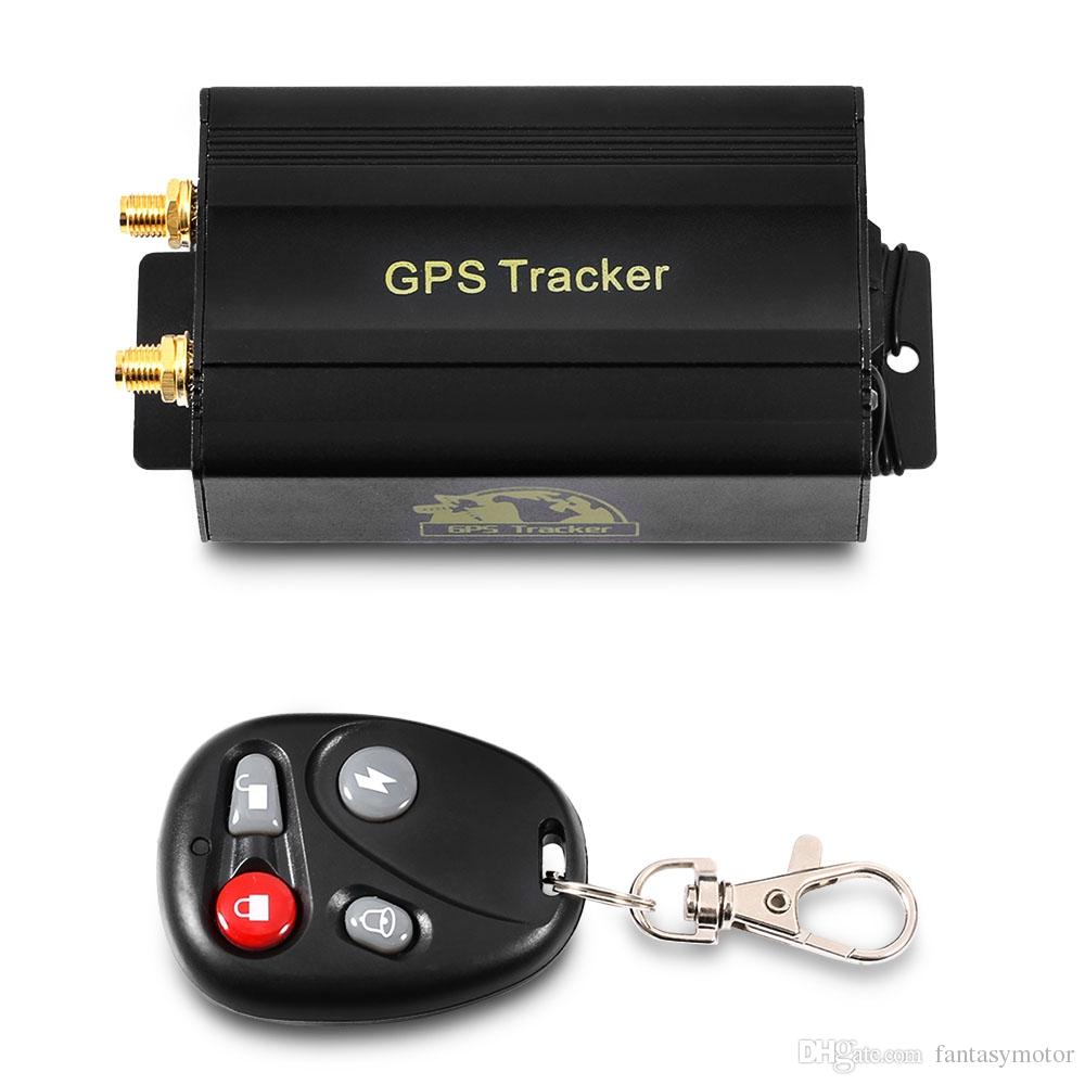Gps Tracker Gps Tracker Car Tracking Device Crawler Retainer Coban Tk103b Cut Off Oil Gsm Gps Locator Voice Monitor Shock Alarm Free Web App