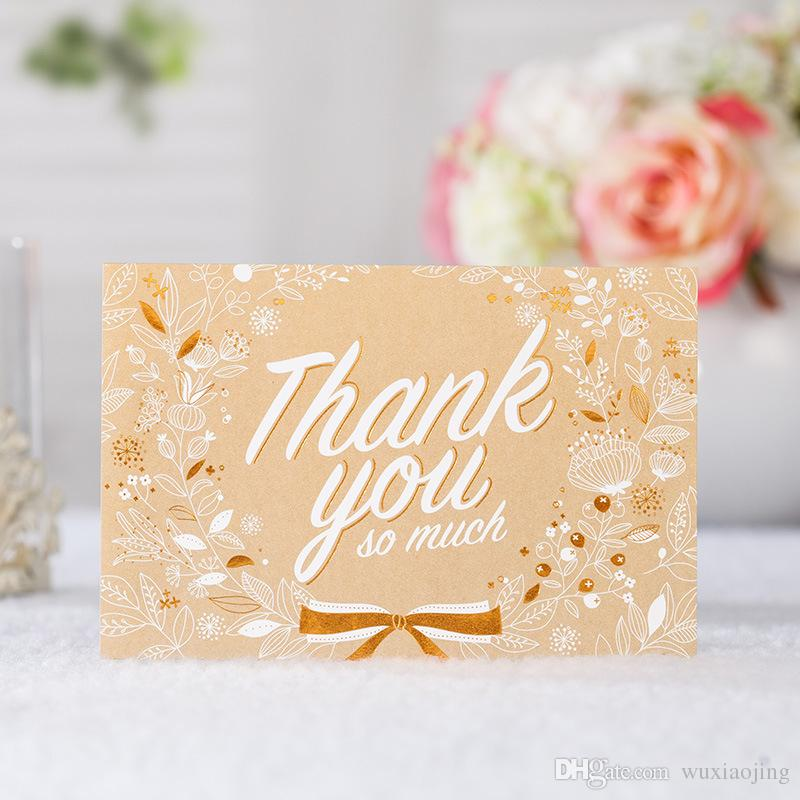 Thank You Cards With Envelope Champagne Bowknot Greeting Card Rsvp - rsvp e cards
