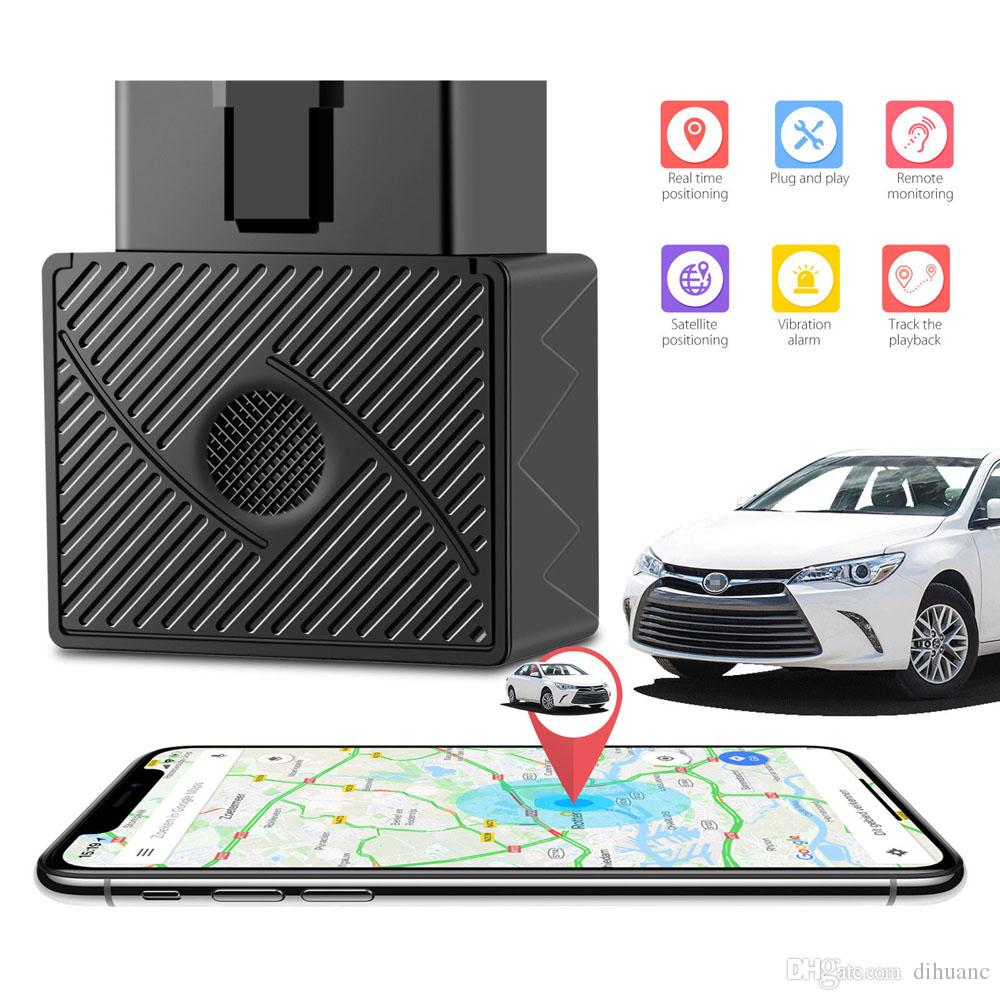 Gps Tracker Obd 2 Gps Tracker Real Time Car Vehicle Tracking Device Spy System Locator Alarm