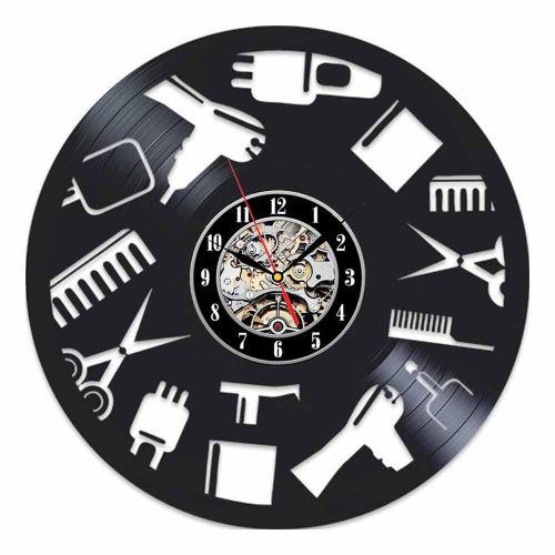 Medium Of Motorcycle Wall Clocks
