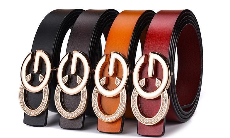 2018 New Belt Brand Designer Belts Genuine Leather Belt Luxury Belts