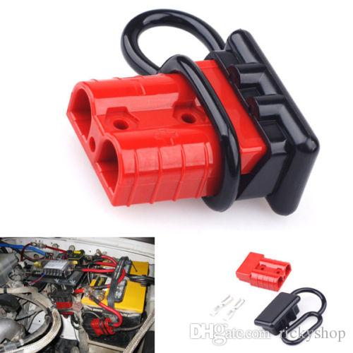 Battery Quick Connect Disconnect Tool Winch Electrical Wire Harness