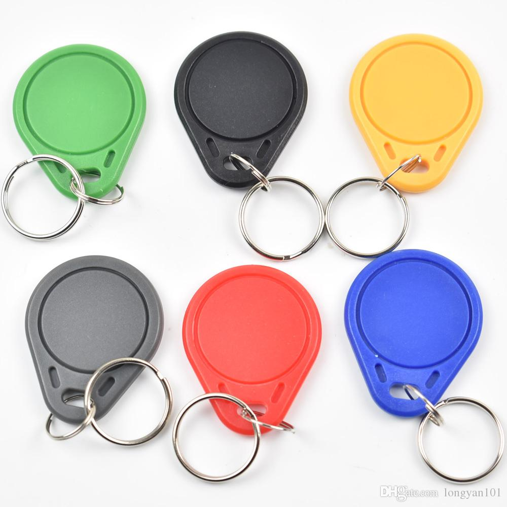 Nfc Tags 10pcs Lot Rfid 13 56 Mhz Nfc Tag Token Key Ring Ic Tags Nfc Phone Except Galaxy S4