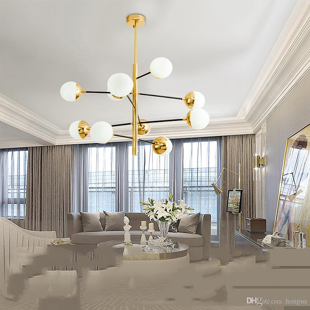 Esszimmer Lampe Drehbar Modern Linear Line Ceiling Chandelier Light Rotatable Adjustable Bronze Gold Hanging Light Lamp For Dinning Living Room Foyer