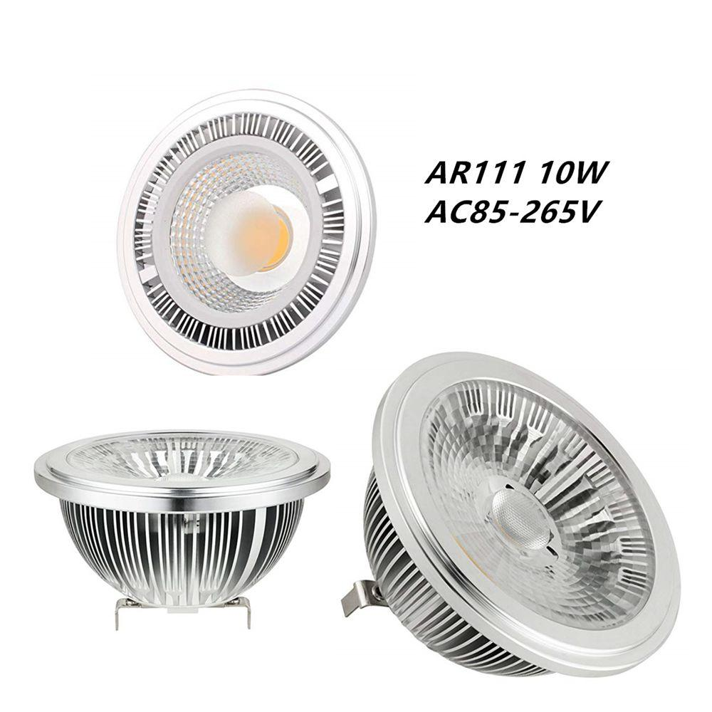 Led G53 12w Ar111 Led G53 Bulb 24 Degrees 50w 75w Halogen Replacement Cree Cob Led G53 Ar111 Reflector Spot Lamp For Recessed Ceiling Downlight Trac
