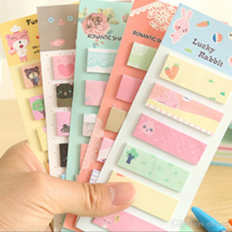 New Cute Sticky Notes / Memo / Sticky Note Pad / Wholesale Fresh - stickey notes