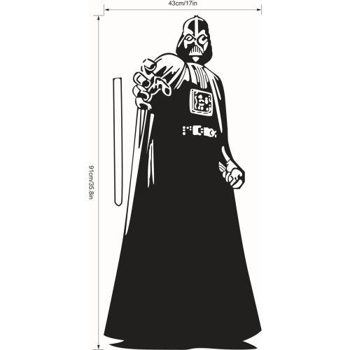 Medium Crop Of Star Wars Decal