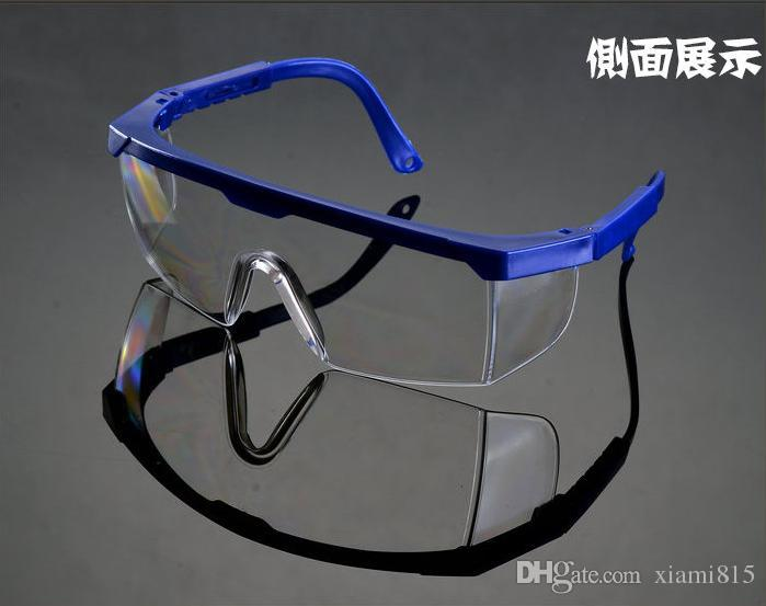Splash Proof Glasses Shock Safety Goggles Preventing Dust And Sand