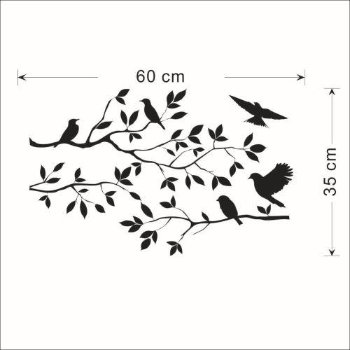 Medium Crop Of Birds On A Branch