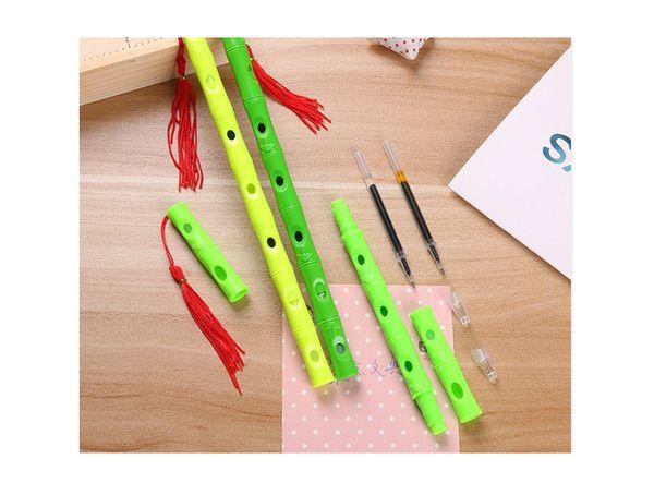 Ball Pen Peculiar Creative Lovely Wholesale Double Head Core Bamboo
