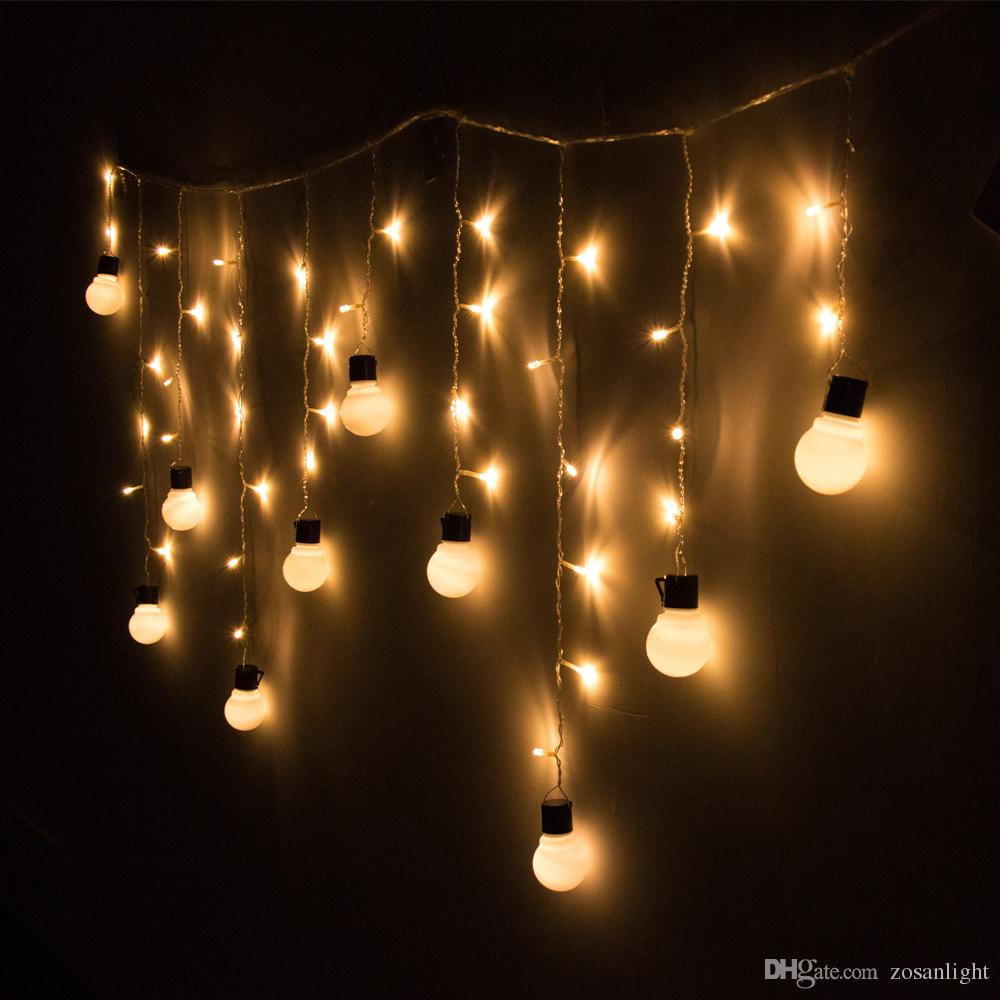 Globe Cool E14 Wedding Decorations Outdoor Indoor Festival String Lights