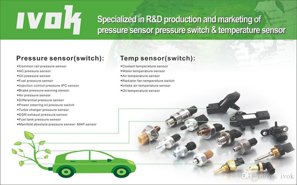 2019 Brand New Engine Coolant Temperature Sensor For Kia Amanti