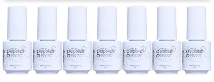5ml High Quality Soak Off Led Uv Gel Polish Nail Gel