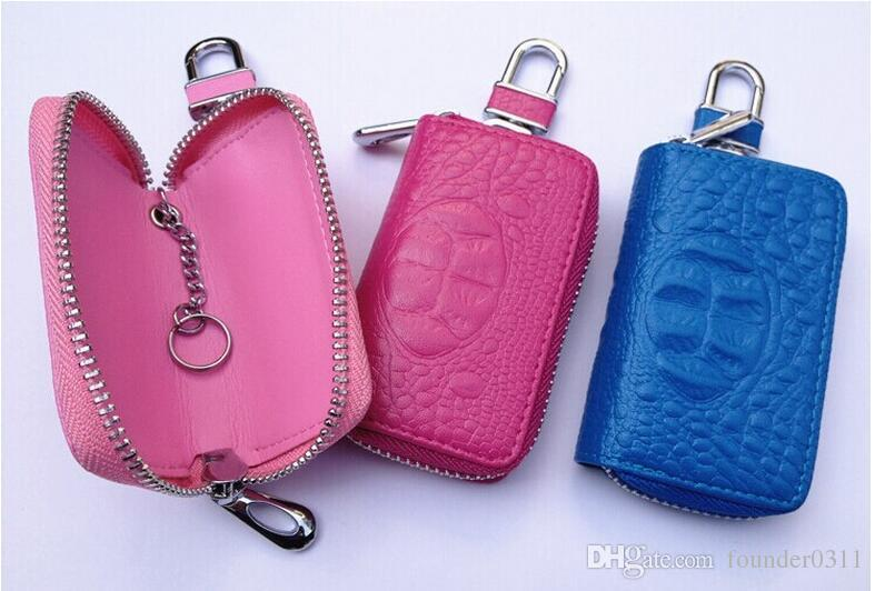 High Quality Wholesale Car Key Holder Case Bag Cover For
