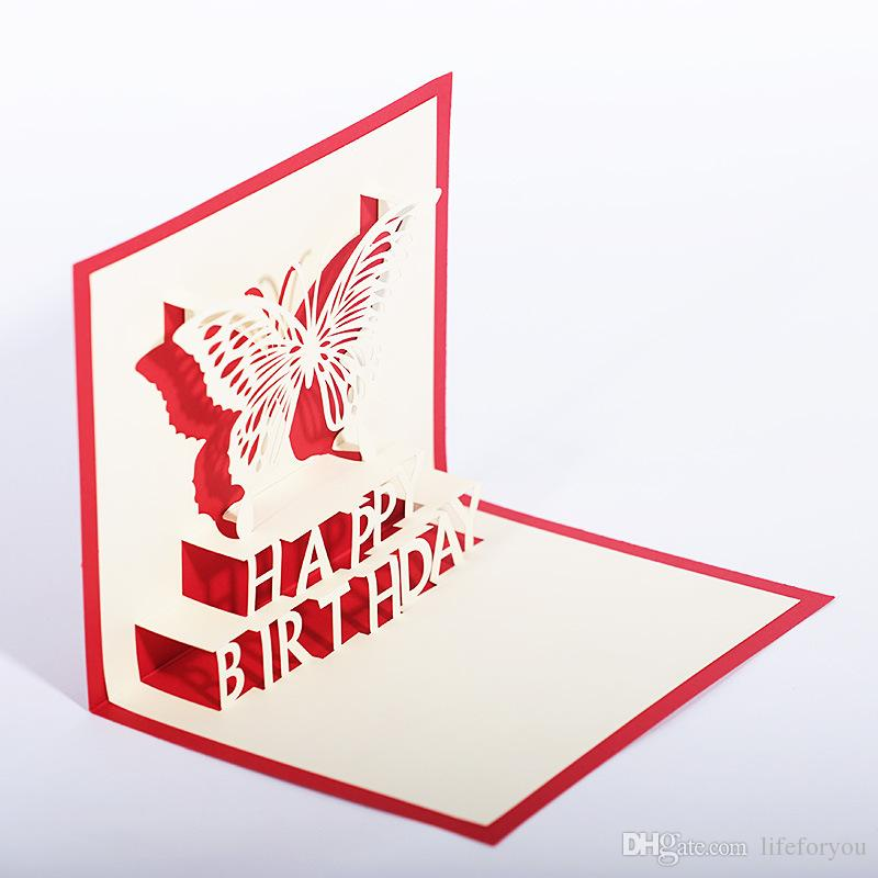 Birthday Party Decorations Kids Greeting Cards Birthday Party Favors