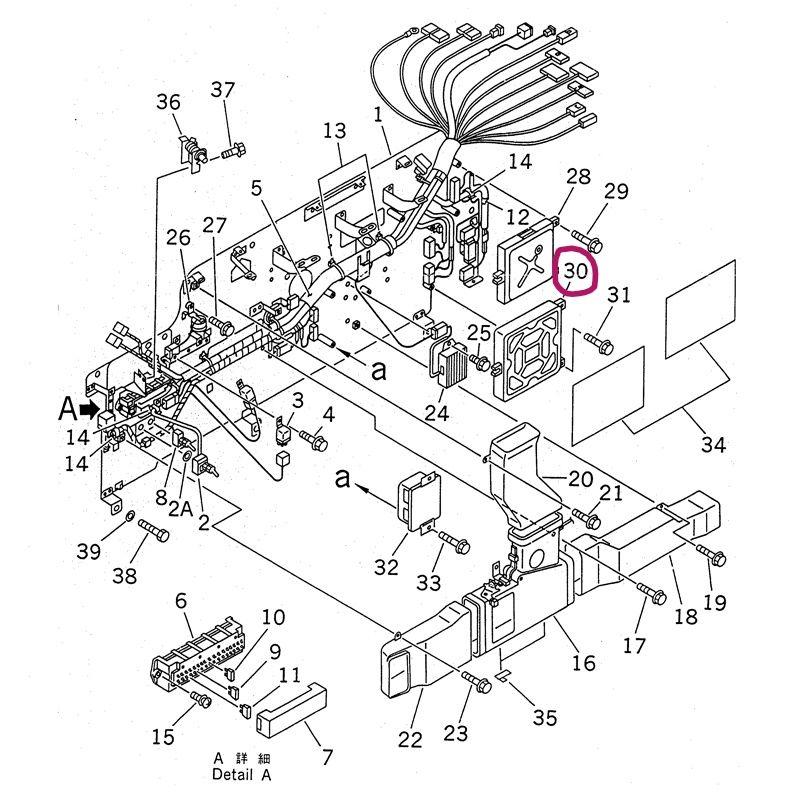 D39 Komatsu Wiring Diagram Wiring Diagram