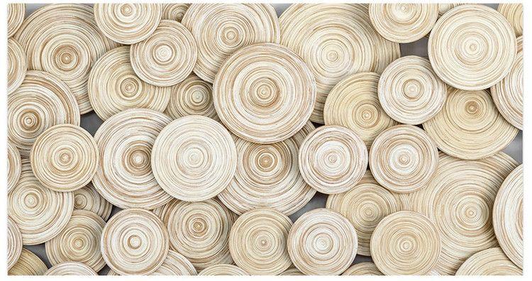 3d Brick Wallpaper For Walls Large Custom Mural Wallpaper Modern Design 3d Wood Texture
