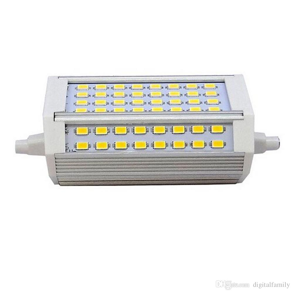 R7s Led Dimmbar Dimmbare 118mm Smd5630 Led R7s Lampe Der Hohen Leistung 30w Ersetzen Lampe J118 R7s 300w Halogenlampe Ac85 265v