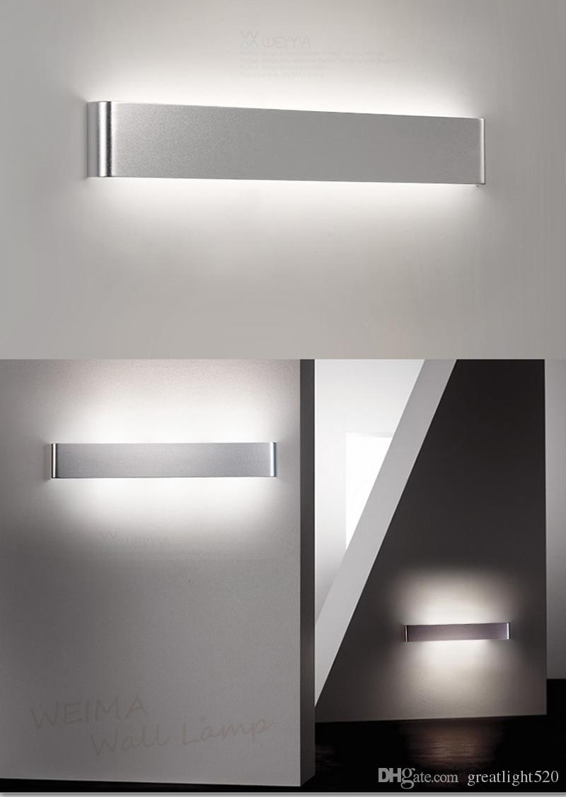 Light Bathroom Mirror Modern Led Wall Stair Lamp Bedside Wall Light Bathroom Mirror Light Hallway Stairs Bedside Lead Deco Light