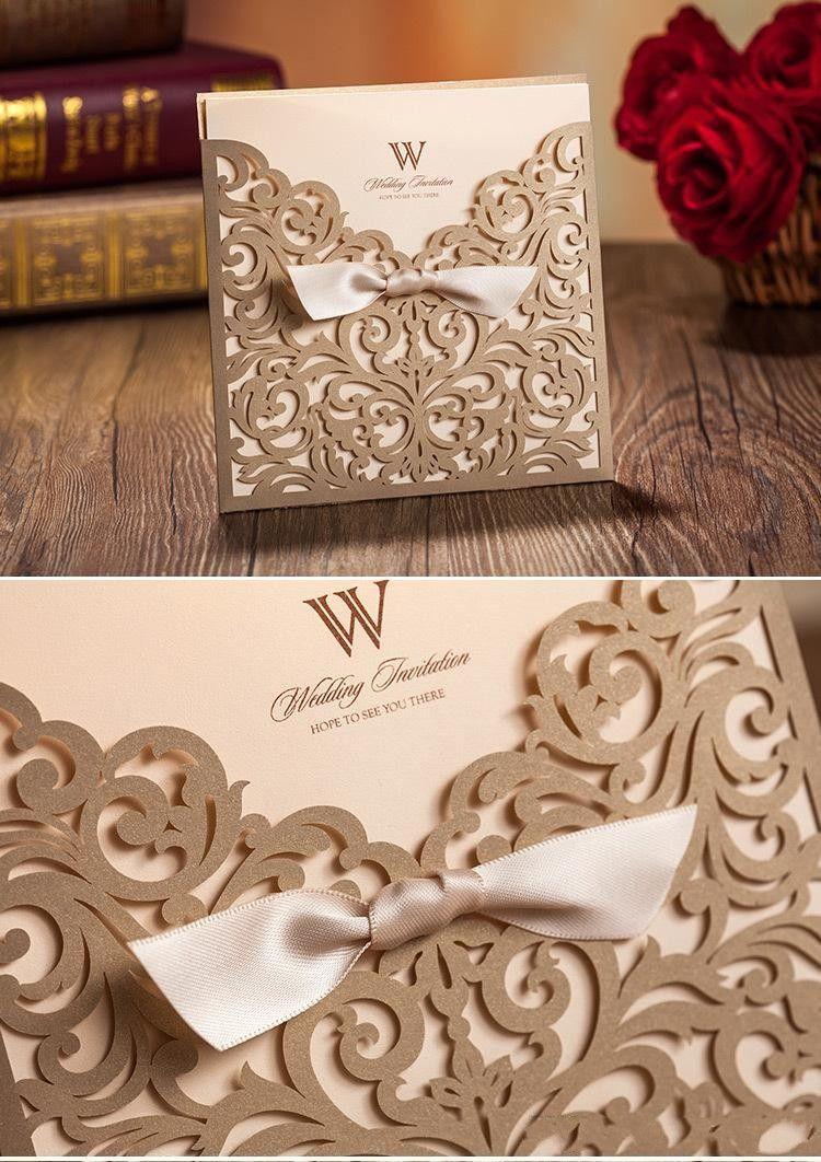 Large Of Lace Wedding Invitations