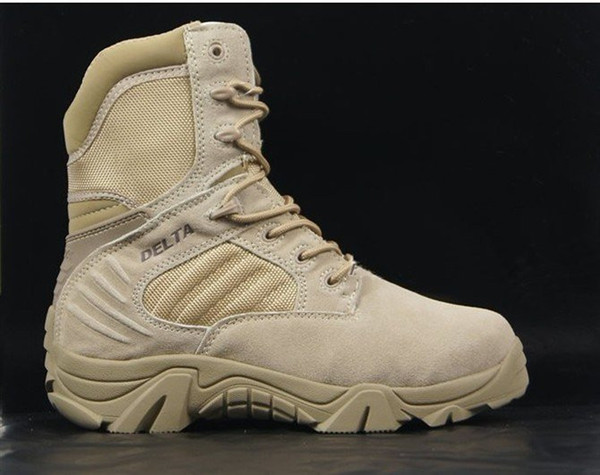New Delta Tactical Bootsmilitary Desert Combat Boots Army