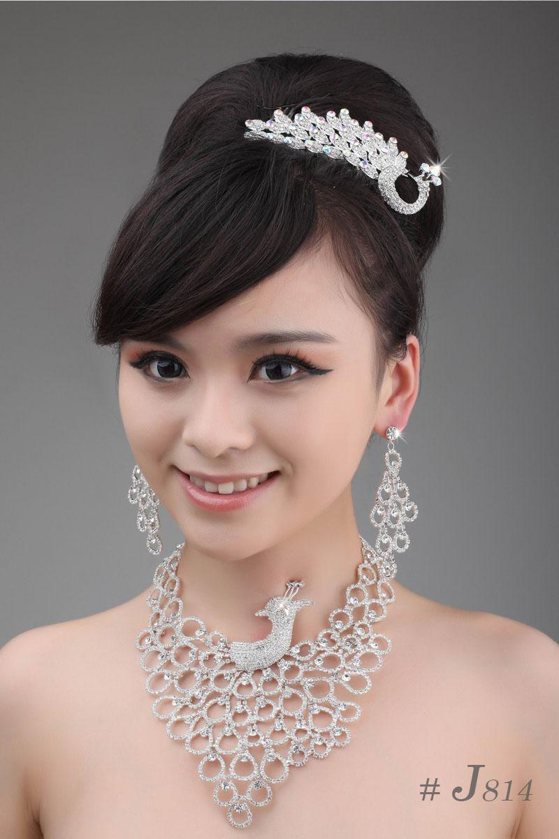 Where To Get Bridal Jewelry Gorgeous Charming Designer Wedding Bridal Jewelry Sets Jewellery Sets J814 1 Jusr For You