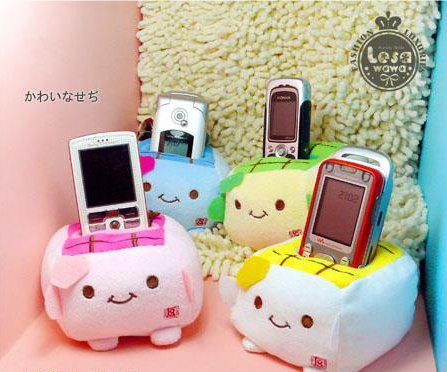 Cute Pooh Bear Wallpapers 2018 Plush Cartoon Cell Phone Holder Cute Tofu Shape Home