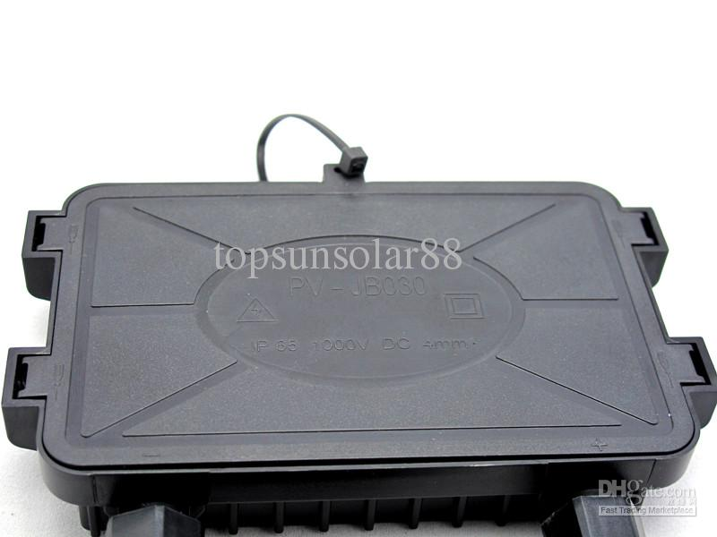 Solar Pv Junction Box Tuv With Mc4 Connector And Pv Cable