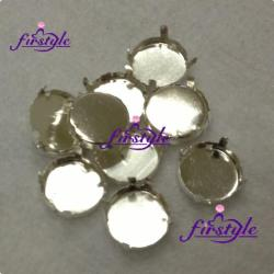 2018 Round Claw Setting for Rivoli Crystal Beads 10mm12mm14mm16mm